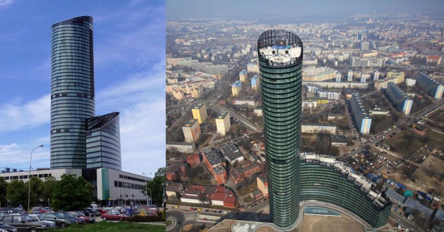 Sky Tower Wrocław – 236 apartamentów